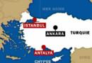 carte turquie Ankara
