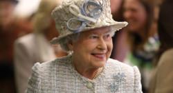 Elizabeth II à Londres, le 10 décembre 2013.