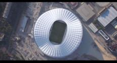 Le 20 heures du 25 octobre 2014 : Le stade V�drome de Marseille a un nouveau visage - 1643.9442990112307