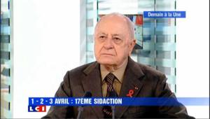 """P. Bergé : """"Les pouvoirs publics ont abandonné leur soutien au Sidaction"""""""