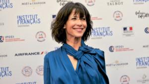 Sophie Marceau à Jakarta en mars 2016