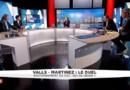 """Valls-Martinez, le duel : """"C'est un affrontement entre deux conceptions du dialogue social"""""""