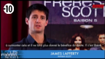 James Lafferty à paris