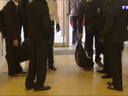 Le 13 heures du 3 mars 2015 : A Toulouse, un collège public prône le retour de la blouse - 426.2900000000001