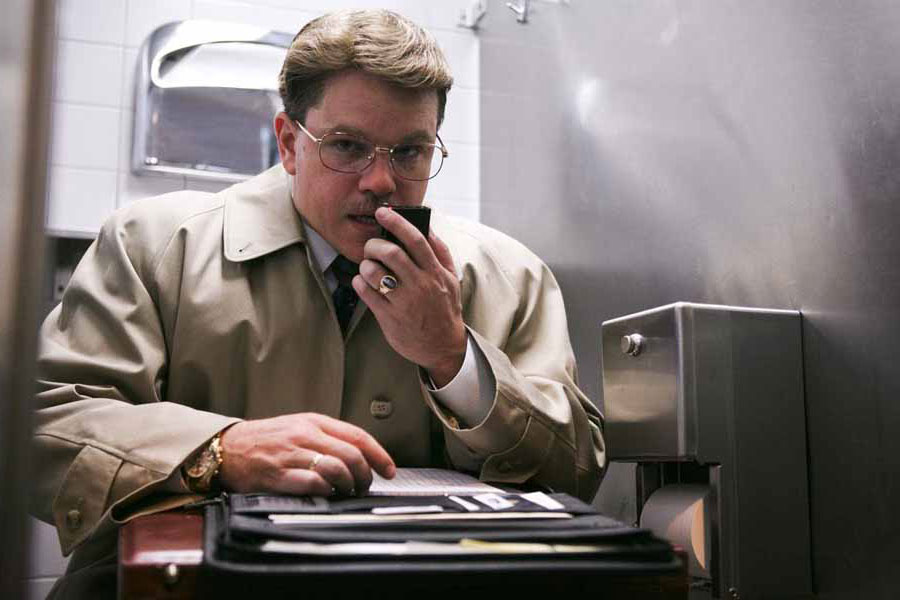 Matt Damon Informant Matt Damon Dans The Informant