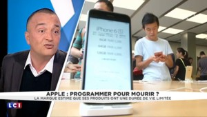 "Obsolescence programmée : ""Il y a de la part d'Apple une vraie hypocrisie"""