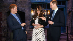 kate william harry studio warner harry potter