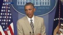 """Obama contre l'Etat Islamique : """"Nous n'avons pas encore de stratégie"""""""