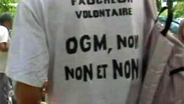 OGM faucheurs volontaires