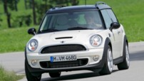 Photo 1 : MINI CLUBMAN R55 - 2010