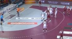 qatar france handball sport