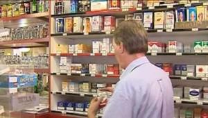 TF1-LCI - Un bureau de tabac