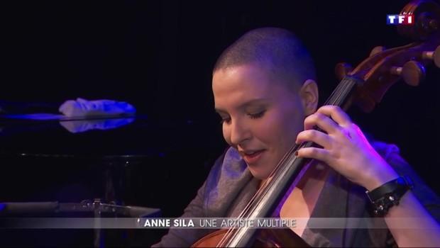 The Voice 4 : Anne Sila, une artiste multiple