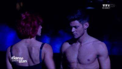 Une danse contemporaine pour Rayane Bensetti et Fauve Hautot sur Another Love (Tom Odell)