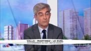 """Valls-Martinez, le duel : """"Je suis pas certain que le retrait soit concevable pour ce pouvoir"""""""