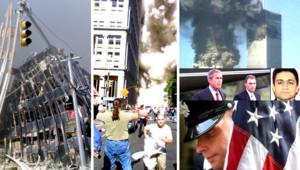 11-Septembre attentats New York World Trade Center