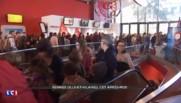 1er mai : 300 manifestants envahissent un cinéma