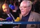 """Jean-Marie Le Pen estime que """"les complices de l'UMPS se sont partagés le gâteau"""""""