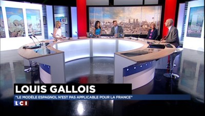 Louis Gallois : La fabrique de l'industrie