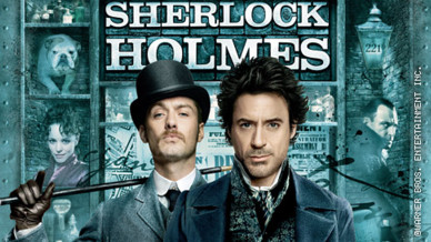 Sherlock Holmes / Robert Downey Jr., Jude Law / ©Warner Bros. Entertainment Inc.