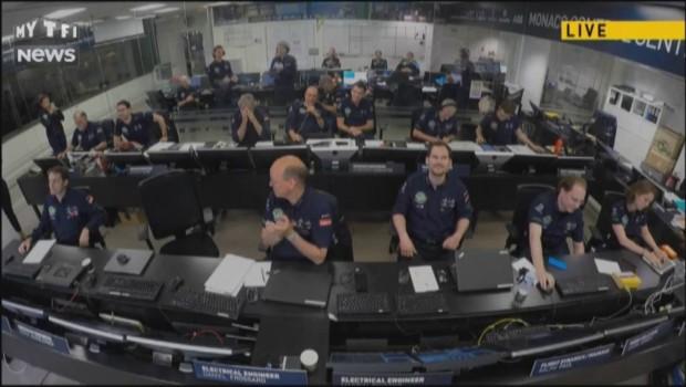 Solar Impulse II s'est posé mercredi soir en Pennsylvanie