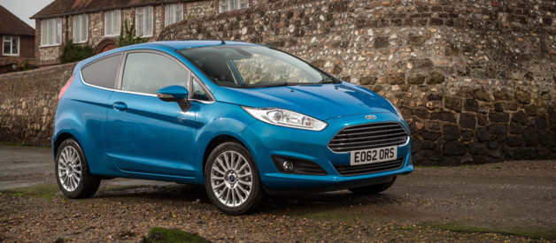Ford Fiesta 2012