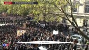 1er mai : le cortège parisien bloqué par les forces de l'ordre, les tensions s'accentuent