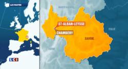 Carte Chambéry