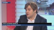 Etienne Gernelle revient sur l'interview donnée par Emmanuel Macron.
