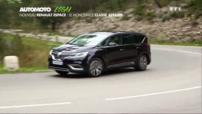 Le Renault Espace 2015 à l'Essai.