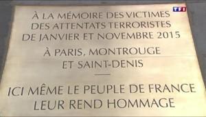 Les hommages vibrants de la République aux victimes des attentats