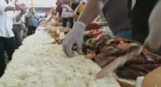 Mexique : record sandwich (30/07)