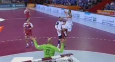 narcisse daniel handball 2015 mondial qatar france