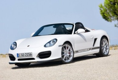Photo 1 : BOXSTER SPYDER - 2009