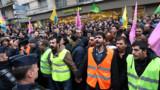"""Militantes kurdes tuées à Paris : Hollande dénonce des assassinats """"horribles"""""""