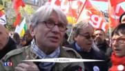 """""""La revendication numéro 1, c'est d'obtenir le retrait du projet de loi"""", déclare Jean-Claude Mailly"""
