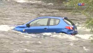Le 20 heures du 12 mai 2014 : Les deux octog�ires sauv� des eaux : le r�t du sauvetage - 1030.984