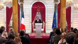 Le 20 heures du 5 février 2015 : Conférence de presse de Hollande : ce qu%u2019il faut retenir des principales annonces - 312.764