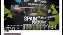 Mariage gay : une vidéo interactive montre l'évolution de la législation dans le monde