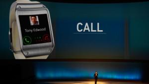 Samsung a dévoilé mercredi à Berlin les caractéristiques de sa Galaxy Gear, une montre intelligente connectée au téléphone.
