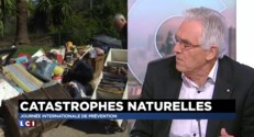 """Catastrophes naturelles : """"Mieux prévenir les risques"""" en France"""