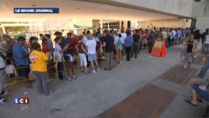 Elections USA 2012 : les files d'attentes s'allongent dans les bureaux de vote