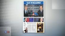 Les départementales en une des journaux ce lundi