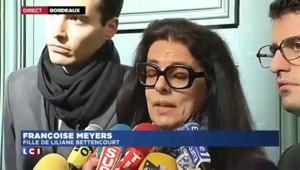 """Procès Bettencourt : """"C'est le chemin d'un combat pour protéger ma mère"""""""