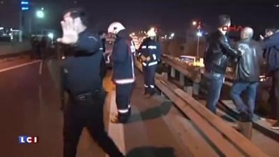Turquie : une explosion près d'une station de métro à Istanbul fait un mort