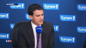 """Valls sur l'impôt de nationalité : """"la supercherie est évidente"""""""