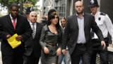 Amy Winehouse passe des Caraïbes au tribunal
