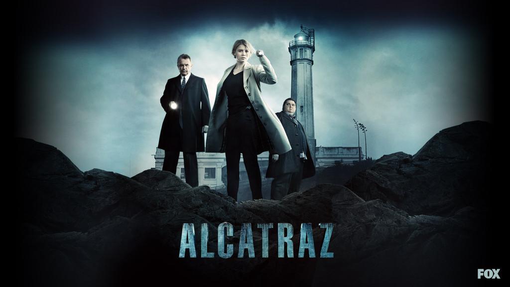 Alcatraz - Saison 1. Une série créée par J.J. Abrams en 2011. Avec : Jorge García, Sarah Jones, Sam Neill et Parminder Nagra