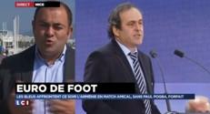 Football : second séisme à la FIFA avec les suspensions de Blatter et Platini