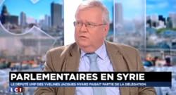 Jacques Myard invité de LCI